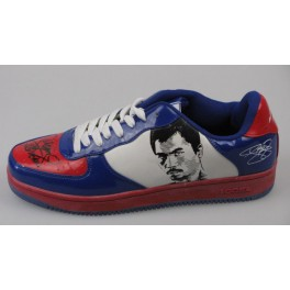 MANNY PACQUIAO Hand Signed Shoe