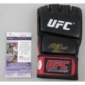 Robbie Lawler Hand Signed UFC Glove + JSA COA