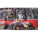 "Daniel Ricciardo Hand Signed HUGE Poster Size 20"" x 30""  Lab Quality  Photo 1 *MINOR DAMAGE*"