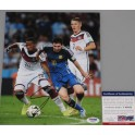 Jerome Boateing Hand Signed Germany World Cup  8'x10' Photo + PSA/DNA Coa