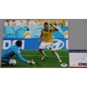 JUAN QUINTERO Hand Signed COLOMBIA World Cup 8'x10' Photo + PSA DNA COA