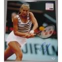 Anna Kournikova  Hand Signed 16' x 20' + PSA/DNA COA