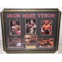 Mike Tyson Hand Signed & Framed Photo