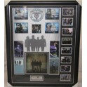 BON JOVI x 4 Hand Signed and Framed Tour Programme From Australia 2010 -11 'The Circle Tour