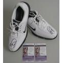 JASON DAY Hand signed NIKE Golf Shoes x 2   + JSA COA 'BUY AUTHENTIC'