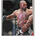 "Quinton 'Rampage' Jackson Hand Signed 8"" x 10"" Colour Photo 3 + Photo Proof"