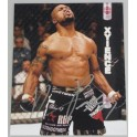 "Quinton 'Rampage' Jackson Hand Signed 8"" x 10"" Colour Photo 4"