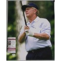 "Jack Nicklaus Hand Signed 16"" x 20"" Colour Photo + JSA COA"