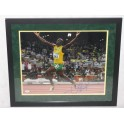 "USAIN BOLT Hand Signed & Framed 16""x20"" Photo +   PSA DNA COA"