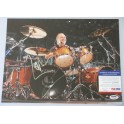 "METALLICA 'LARS ULRICH' Hand Signed 11""x14"" Photo 3 + PSA DNA COA"
