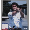"Mel Gibson Lethal Weapon Hand Signed 11"" x 14"" Colour Photo  + PSA DNA COA"