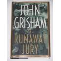 John Grisham Hand Signed Book 1st Edition 'The Runaway Jury' + GA PSA JSA Coa