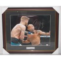 "Connor McGregor Hand Signed & Framed 16""x20"" Photo +   PSA DNA COA"