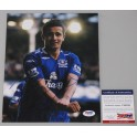 Tim Cahill Hand Signed  8'x10' Photo 2 + PSA DNA COA