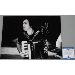 "Billy Joel  Hand Signed 11""x!4"" Photo 4  + PSA DNA / BECKETT  COA"