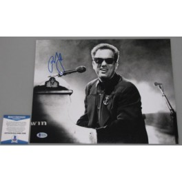 "Billy Joel  Hand Signed 11""x!4"" Photo 6  + PSA DNA / BECKETT  COA"