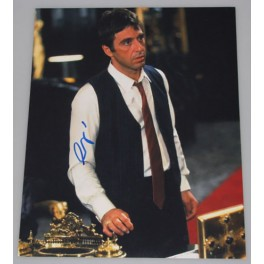 """Al Pacino Hand Signed 11"""" x 14"""" Colour Photo1 + EXACT PHOTO  PPROOF"""