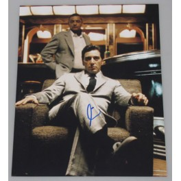 "Al Pacino Hand Signed 11"" x 14"" Colour Photo 2 + EXACT PHOTO  PPROOF"
