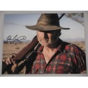 "John Jarratt ' Wolf Creek ' Mick Taylor  Hand Signed 8"" x 10"" Colour Photo 2 + COA"
