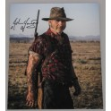 "John Jarratt ' Wolf Creek ' Mick Taylor  Hand Signed 8"" x 10"" Colour Photo 1 + COA"