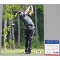 "Jason Day Hand Signed 8"" x 10"" Colour Photo  + PSA/DNA"