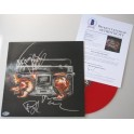 Green Day Original Members Hand Signed 'Revolution Radio' Lp   + Beckett PSA COA   BUY GENUINE
