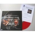 Green Day Original Members Hand Signed 'Revolution Radio' Lp   + Beckett PSA COA   BUY GENUINE