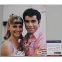 "OLIVIA NEWTON JOHN Hand Signed 8"" x 10"" Colour Photo 2 + PSA/DNA COA"