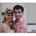 "OLIVIA NEWTON JOHN Hand Signed 8"" x 10"" Colour Photo 2 + PSA/DNA COA"