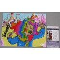 "Tekashi69 6ix 9ine   Hand Signed 8""x10"" Photo + JSA COA"