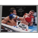 "JWP 'CONTENDER' Hand Signed 8"" x 12"" Colour Photo5 + Photo Proof"