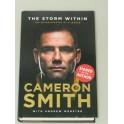CAMERON SMITH Hand Signed Auto Biography Book