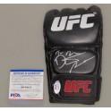 ROBERT WHITTAKER 'The Reaper'  Hand Signed UFC 4oz  Glove + PSA DNA Beckett COA